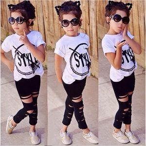 Other - 😍😍😍Girls leggings 2 pcs.😍😍